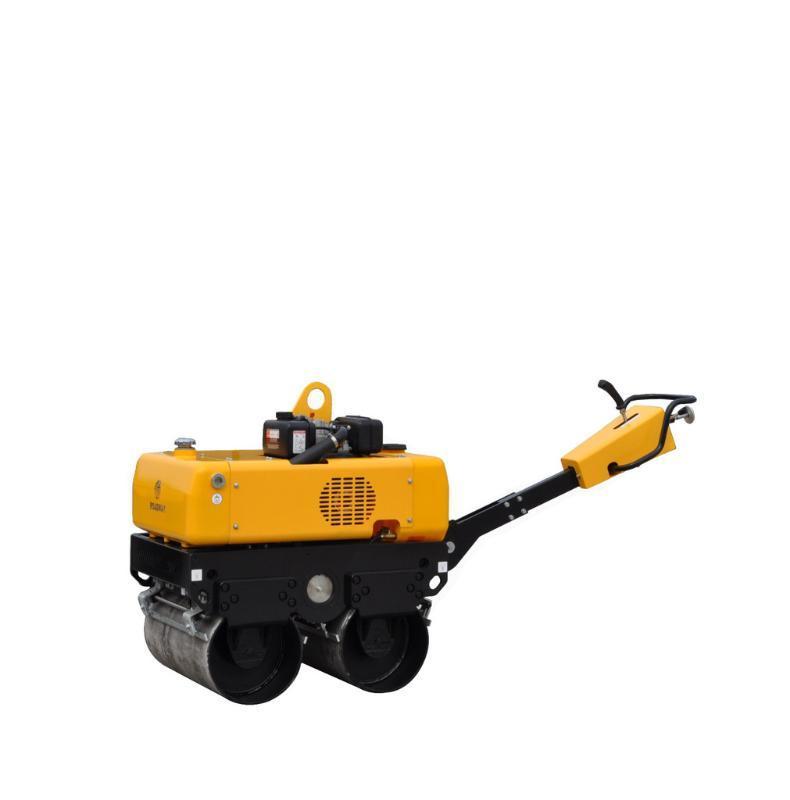 路得威小型手扶式雙鋼輪壓路機RWYL33/33C(人力轉向)小型壓路機