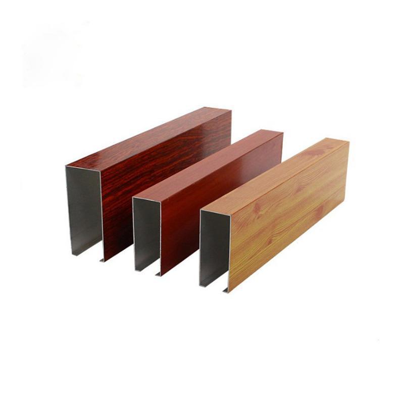 供應珠三角通用鋁方通現貨庫存鋁方通各種規格鋁方通
