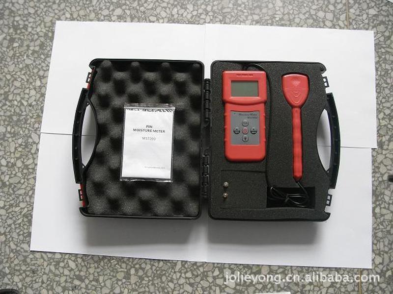 成都纸箱水分仪 纸板水份测定仪 礼品盒水份测定仪