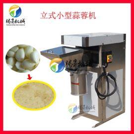 小型立式蒜蓉打泥机 电动马蹄搅碎机 玉米打浆机