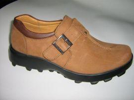 休闲牛皮鞋(TZS-1886)