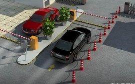 车辆通行自动识别管理系统