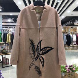韓 家依呢子大衣系列女裝外套 雙面單面大衣一手尾貨供應組貨批發