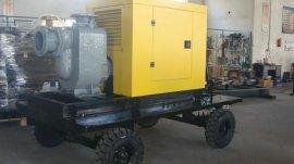 移动式柴油机水泵 (300ZW800-14)