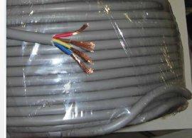 厂家直销  中速柔性耐弯曲拖链电缆  TRVV 4*0.75