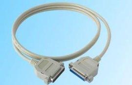 新亚 厂家**供应打印线,DB25/25 装配电脑周边线
