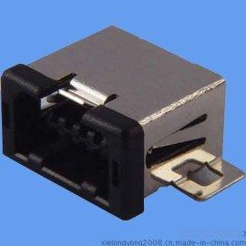 連接器MINI USB 4PIN SMT