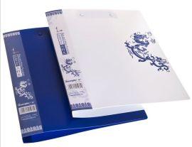 统壹A4 专业生产经理文件夹 塑料文件夹 塑料办公文件包