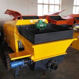 输送泵 小型高压混凝土泵 24石子用混凝土输送泵