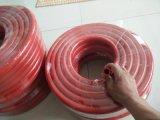 耐高温高压硅胶管/内径19汽车暖风水管/夹布橡胶管进口材质硅胶