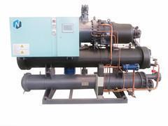 低温冷冻机组、开启式低温冷冻机组(温度-35℃-10℃)