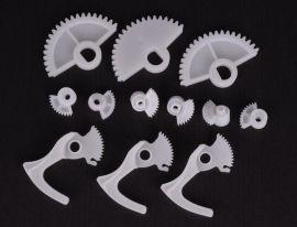 玩具塑胶齿轮  马达齿轮
