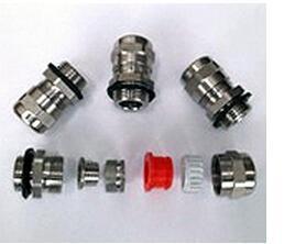 红芯不锈钢铠装防爆电缆固定头,铠装防爆接头