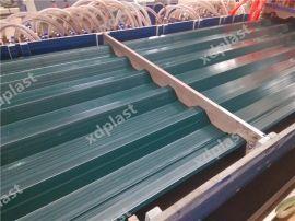 PVC塑钢瓦生产设备