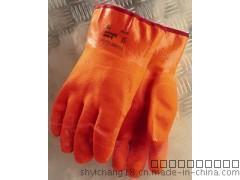 Polar Grip™ PVC外部涂层防寒手套耐低温手套防冻手套