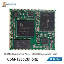 TI am335x/3352核心板 ARM Cortex A8 工业级 Linux+Wince 邮票孔