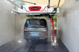 洗车好不好全自动洗车机工厂报价
