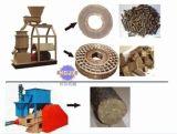 新能源燃料秸稈粉碎機顆粒機開發再利用