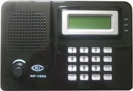 NCI中队语音网关NP1002网络对讲主机华北所中队语音网关