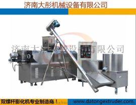 玉米膨化食品加工机械、膨化玉米圈食品加工设备
