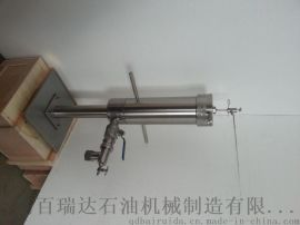 百瑞达生产制造堵漏材料试验装置