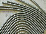 單扣不鏽鋼蛇皮管 不鏽鋼穿線波紋管