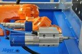 德国品牌Jager配套瑞士ABB机器人高频磨削雕铣电主轴