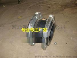 乐平耐腐蚀橡胶膨胀节DN600排污管道用法兰式橡胶膨胀节耐老化功能
