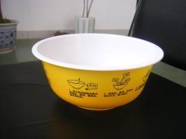一次性PP食品包装碗 方便面碗 粉丝碗