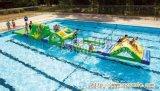山東諸城廠家定做水上樂園,水上遊樂設備