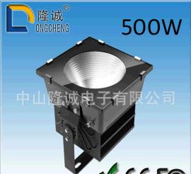 超频3LED泛光灯大功率广告照树灯 一体大功率投射灯COB集成投光灯