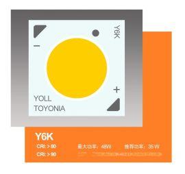 供应TOYONIA COB灯珠 Y6K