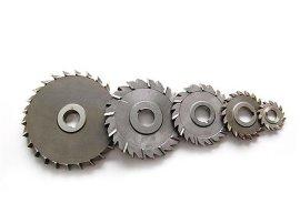 中锯专业生产高性能全磨齿整体硬质合金锯片铣刀