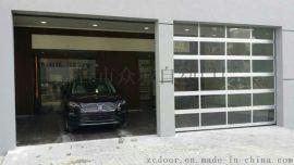 安徽汽车4S店透视门,铝合金提升门,铝合金翻板门
