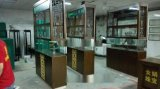 玉器展示柜订做厂家,翡翠展柜供应,深圳展柜厂木质展柜制作