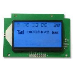 恒晶段码液晶显示屏,LCD段码液晶屏
