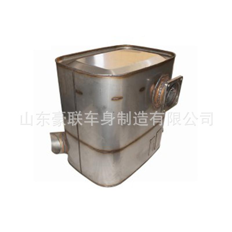 重汽豪沃SCR国Ⅴ消声器总成 712W15101-0032 厂家 价格 图片