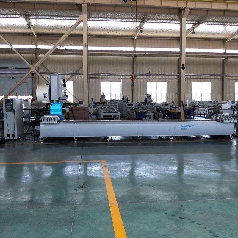 铝型材三轴加工中心铝型材数控加工设备工业铝加工设备
