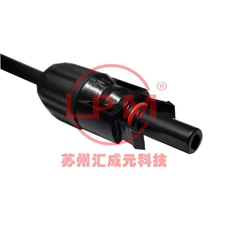 苏州汇成元供应 Amphenol(安费诺) M12A-04PMMR-SF8002 替代品防水线束