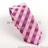 涤丝韩版提花领带