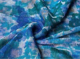 廠家直銷 60g真絲針織網眼 100%桑蠶絲 平紋時裝面料