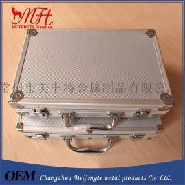 多规格铝箱工具箱、厂家供应铝合金金属箱 各种教学仪器箱铝箱