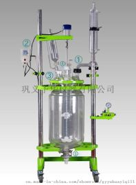 YSF玻璃反应釜 生物制药反应合成的理想实验设备