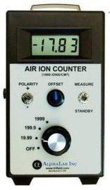 AIC-1000 便携式空气负离子测试仪 空气负离子浓度检测仪