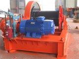 卷扬机厂家 JM1电控慢速卷扬机 建筑用电动绞车