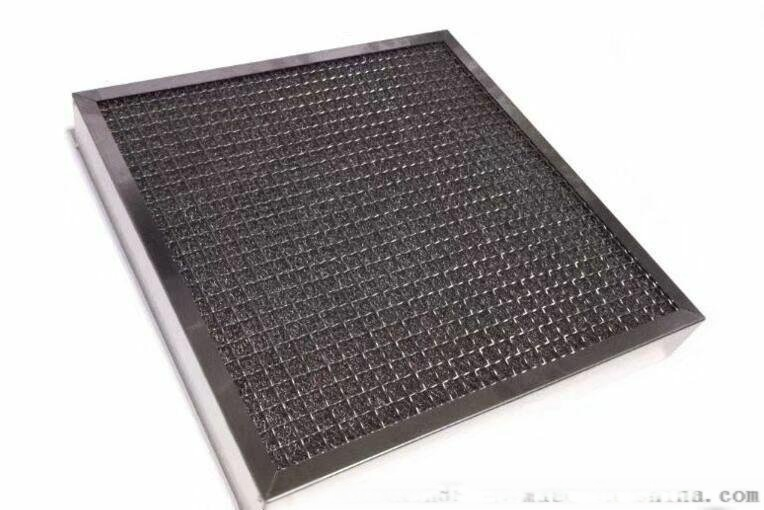 厂家非标定制 油烟净化机滤网 油雾过滤网 油烟过滤网