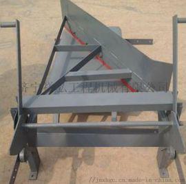 厂家直销单双测带电液卸料器合金犁式卸料器