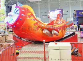 新型火爆室内外游乐设备项目神童大飞机