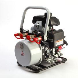 济宁厂家直销龙鹏双输出液压机动泵
