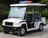 鑫跃牌悍马款XY-A8电动车安保车